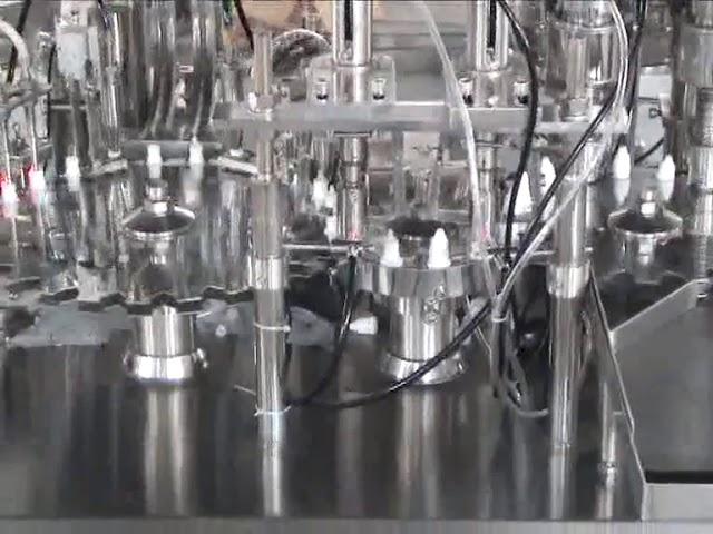 10ml چشم قیمت دستگاه پر کردن بطری های عطر کوچک را قطره