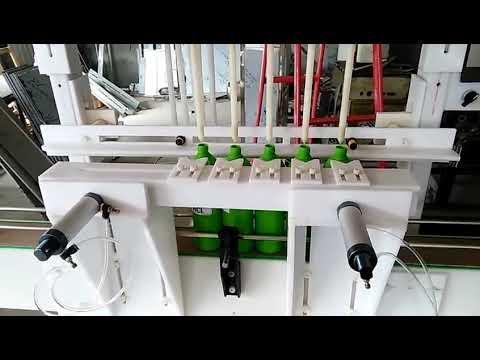 فروش داغ دستگاه پر کننده مایع ضد عفونی کننده اسید هیپوکلروز