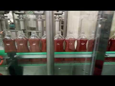 دستگاه پر کننده روغن زیتون اتوماتیک