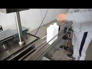 دستگاه پر کردن بطری روغن موتور پیستون اتوماتیک اقتصادی