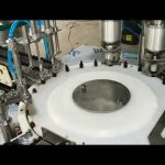 دستگاه كپسول پرشدن روغن با حجم كاملاً اتوماتيك