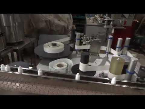 دستگاه بطری اتوماتیک شستشوی بطری چشم خط تولید را پر می کند