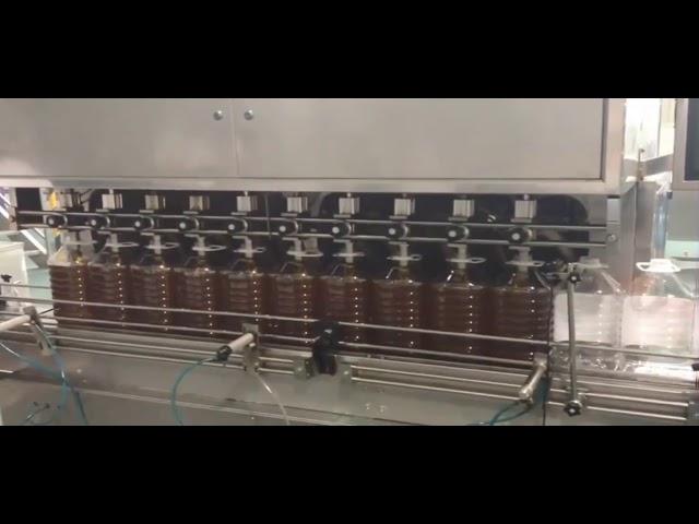 دستگاه پر کننده بطری 30 میلی لیتری اتوماتیک با دوام با کیفیت بالا