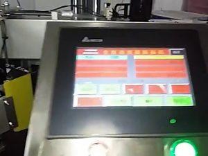 ماشین برچسب اتوماتیک چاپ برچسب رول ماشین برچسب کیسه پلاستیکی