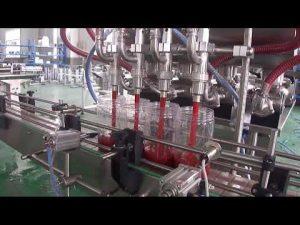 دستگاه پر کردن بطری روغن نخل اتوماتیک