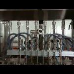 فروش مستقیم کارخانه پیستون خطی پیاز مایع بطری دستگاه بسته بندی بطری