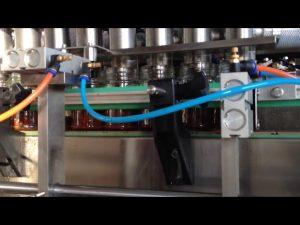 دستگاه پر کردن سس گوجه فرنگی کره بادام زمینی شکلاتی اتوماتیک