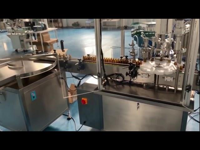 دستگاه پرکن روغن الکترونیکی سیگار ، سیستم پر کننده مایع ، دستگاه پر کننده مخلوط