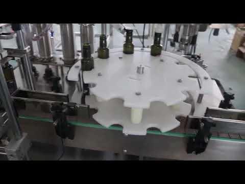 داغ فروش ماشین پر کننده اتوماتیک روغن زیتون استاندارد