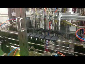 دستگاه پرکن اتوماتیک روغن زیتون پیستون پیستون کنترل