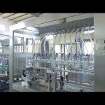 دستگاه پر کردن بطری روغن خوراکی چسبناک خطی اتوماتیک کارخانه