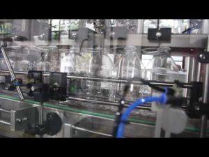 دستگاه پر کننده مایع ژل ضدعفونی کننده دستی