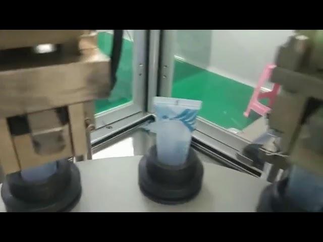 لوازم آرایشی و بهداشتی به صورت خودکار مواد بسته بندی لوله پلاستیکی مواد غذایی
